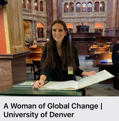 WGC Spotlight: Cheyenne Hunt-Majer